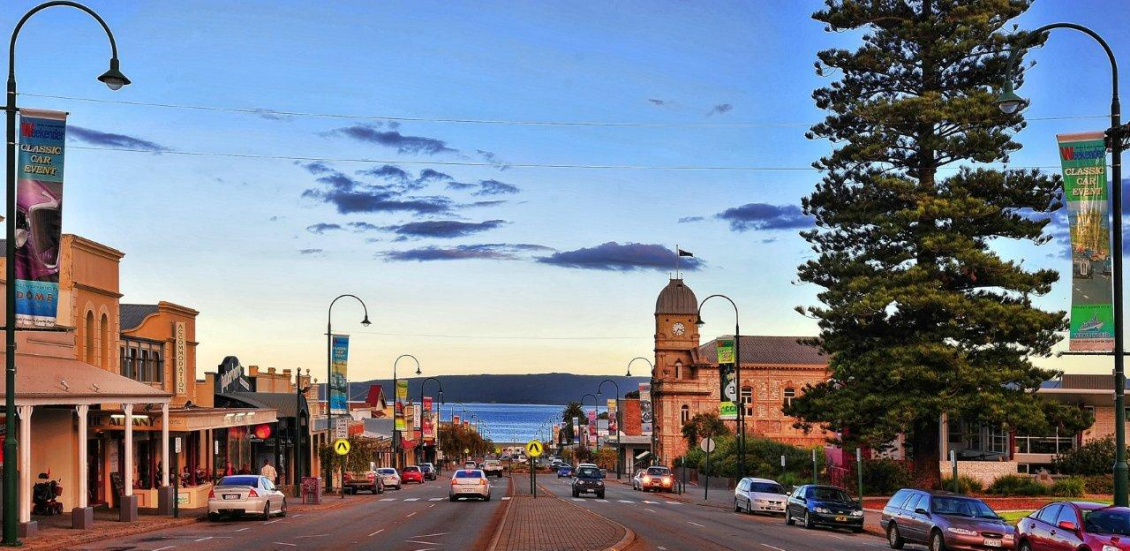 Albany West Australia - Photography By Bosso - York Street