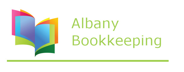 Albany Bookkeeping – for a friendly, reliable and personal service Logo